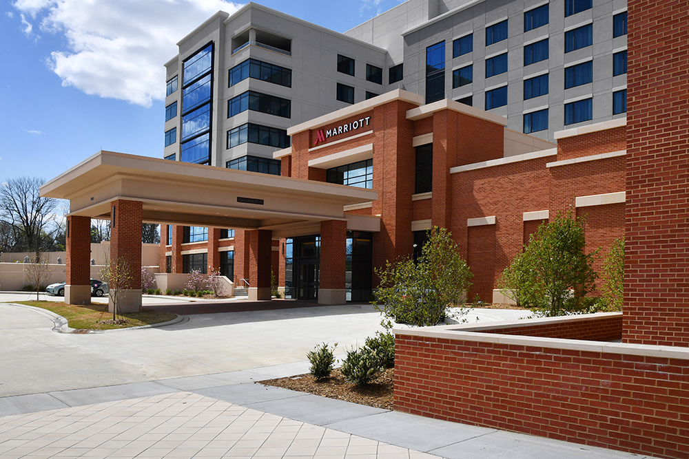 UNC Charlotte Marriott Hotel & Conference Center